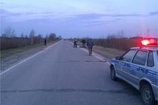 Полицейские ищут водителя, скрывшегося с места ДТП в Марий Эл