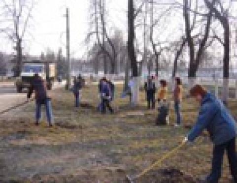 "В столице Марий Эл объявлена ""чистая пятница"""