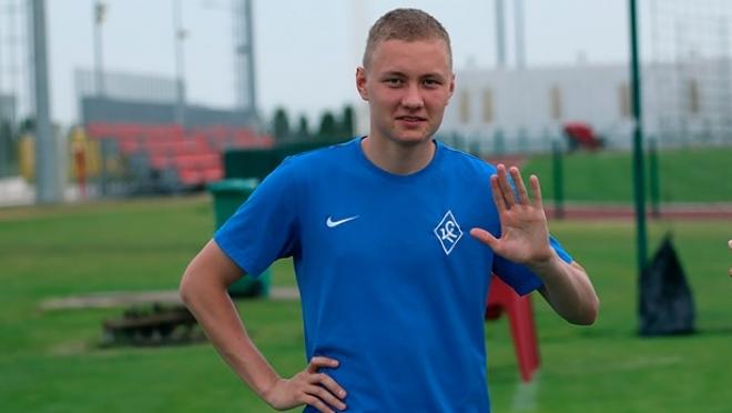 Геннадий Киселёв готовится сыграть за юношескую сборную России