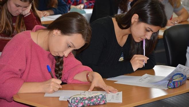 Жители Марий Эл приняли участие в «Большом этнографическом диктанте»