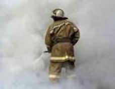 В завокзальной части Йошкар-Олы потушен пожар площадью в 10 тысяч квадратных метров