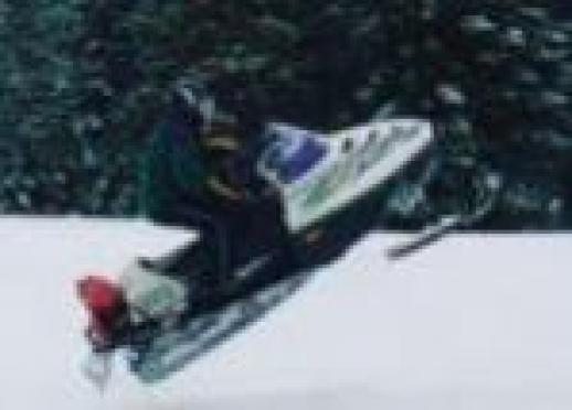 Фотохудожники Йошкар-Олы засветятся на Кубке России по кроссу на снегоходах