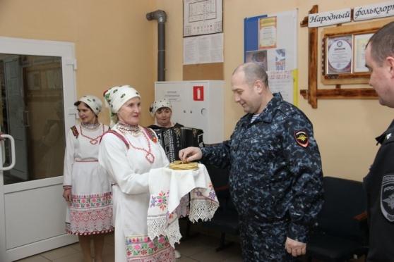 В Звениговском районе создан военно-патриотический клуб