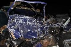 Один человек погиб в ДТП при столкновении ВАЗ-2107 и Mercedes