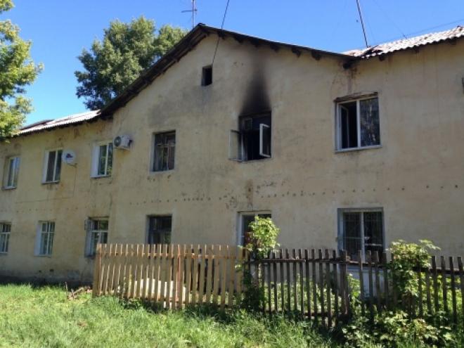 Одиннадцать человек были эвакуированы из горящего дома на улице Зарубина в Йошкар-Оле