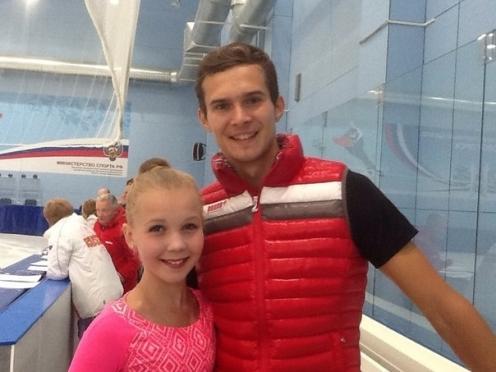 В Йошкар-Оле завершились юниорские старты лучших фигуристов России