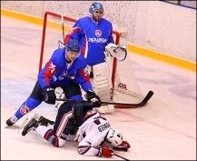Третья игра «Ариады» в чемпионате ВХЛ стала победной