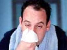 В Марий Эл растет число больных ОРВИ и ОРЗ, но заболеваемость пока остается  ниже порогового уровня на 18,5%
