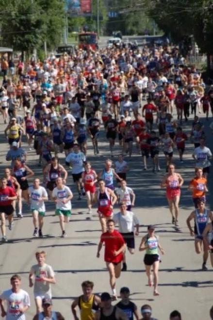 Любители бега предлагают провести малый марафон 12 июня
