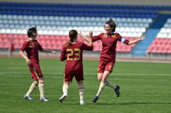 «Мариэлочка» потеряла первые очки в чемпионате России по футболу