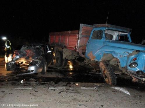 Шестеро несовершеннолетних пострадали в ДТП в Горномарийском районе