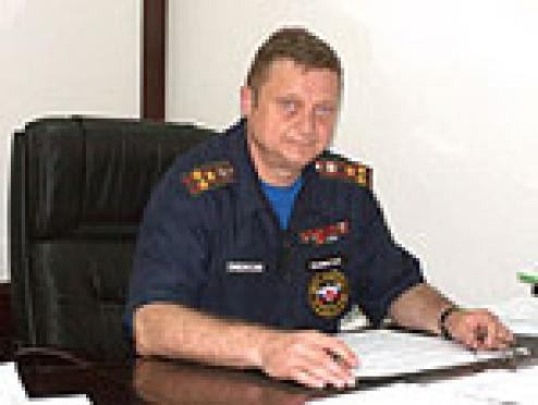 Главное управление МЧС по Республике Марий Эл возглавил генерал-майор