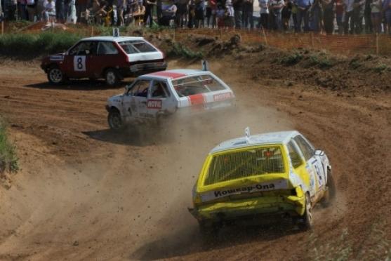 В Марий Эл стартует чемпионат республики по автокроссу