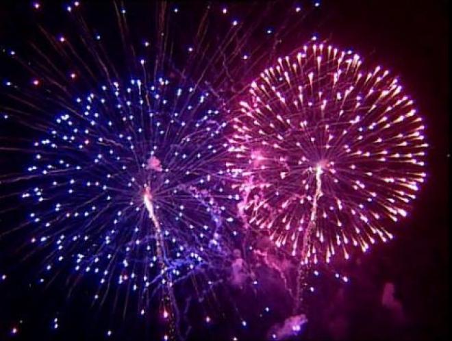 9 мая вечернее небо Йошкар-Олы озарит праздничный фейерверк «Салют Победы»