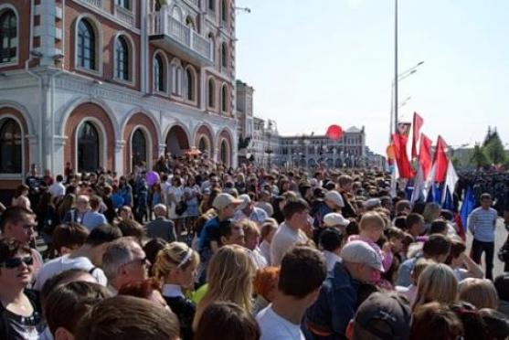 Йошкар-Ола принимает Парад Победы