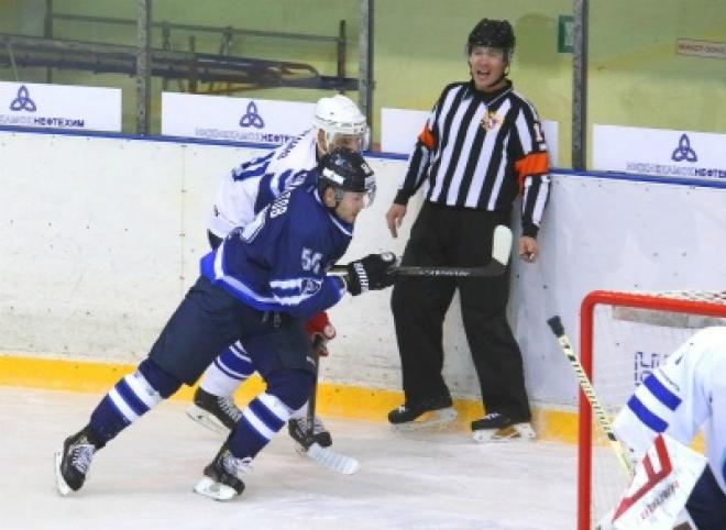 «Ариада-НХ» потерпела первое поражение в чемпионате ВХЛ