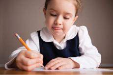 Выпускники начальной школы — пишут диктант
