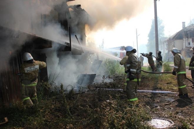 В Марий Эл на пожарах погибло семь детей