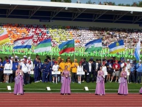Сборная Марий Эл отправляется на всероссийские летние сельские игры