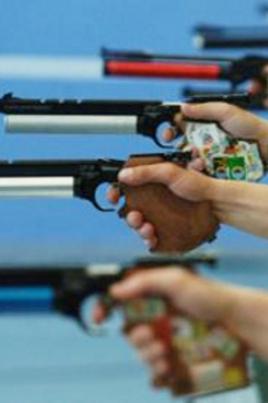 Открытый Чемпионат Республики Марий Эл по практической стрельбе постер