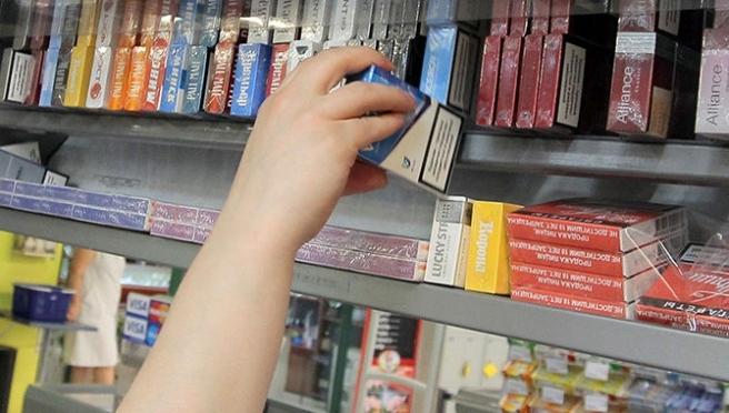 В Йошкар-Оле рядом со школой продавали сигареты