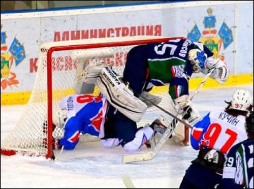 В первом матче нового года «Ариада» уступила по буллитам в Краснодаре