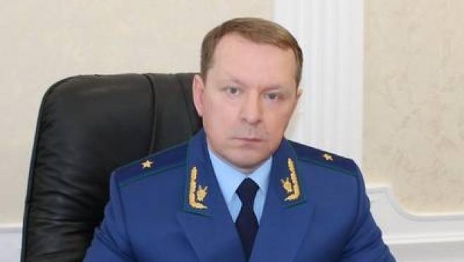Сергей Беляков назначен на должность прокурора Республики Марий Эл