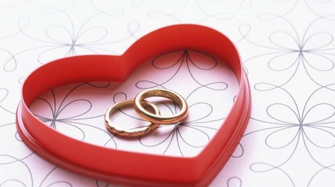 В День святого Валентина в Йошкар-Оле сыграют три свадьбы
