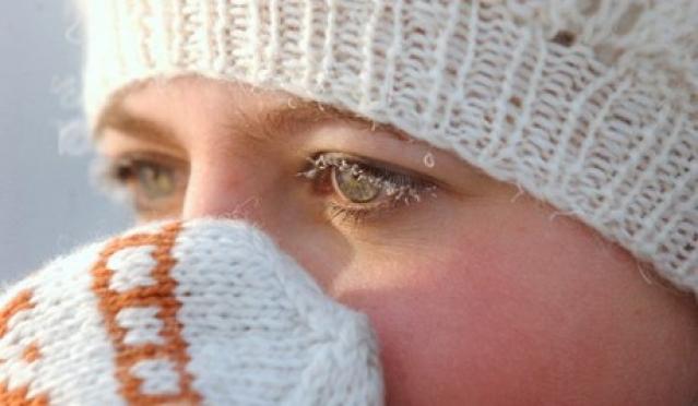 Морозная погода в Марий Эл продержится до выходных