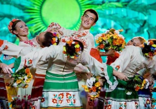 «Танцы народов Поволжья» закроют фестиваль «Марийская осень-2015»