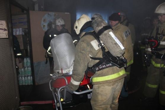 В Йошкар-Оле на пожаре погиб пожилой мужчина