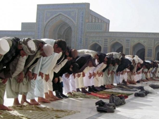 Мусульмане встретили Ураза-байрам