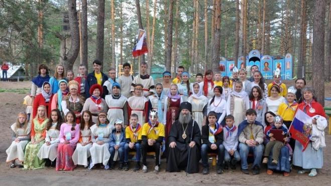 На территории детского лагеря появится передвижной православный храм