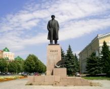В правительстве Марий Эл опровергли слухи сетевых СМИ о переименовании площади В.И.Ленина