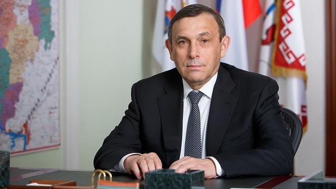 Александр Евстифеев поздравил жителей Марий Эл с наступающим праздником