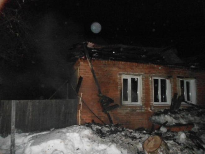 Житель Марий Эл вынес из огня соседских детей