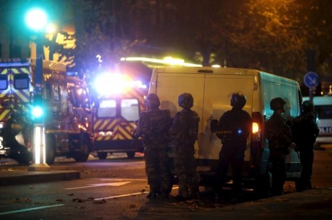 Атаки в Париже: погибли более 150 человек