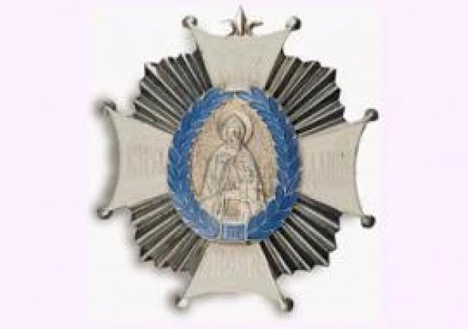 Патриарх Кирилл вручил Михаилу Бабичу высокую награду РПЦ