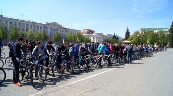 27 мая улицы Йошкар-Олы откроют для велосипедистов