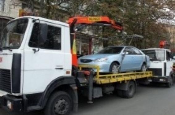Арест автомобиля жителя Йошкар-Олы помог погасить долг по алиментам