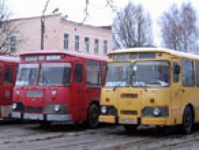 15 ноября автотранспортники Марий Эл переходят на осенне-зимнее расписание