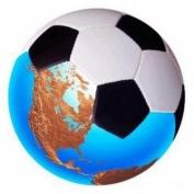 Футбольные фанаты отмечают Всемирный день футбола