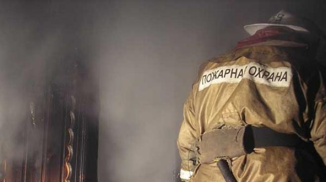 Жительница Кокшайска сама потушила пожар в своей бане