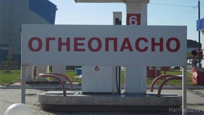 Самый дорогой бензин в ПФО в Чебоксарах