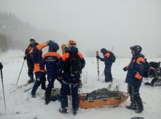 Спасатели ищут пропавших рыбаков в Горномарийском районе