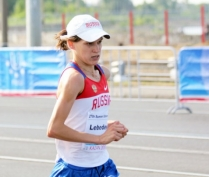 Людмила Лебедева в составе сборной России взяла японскую «бронзу»
