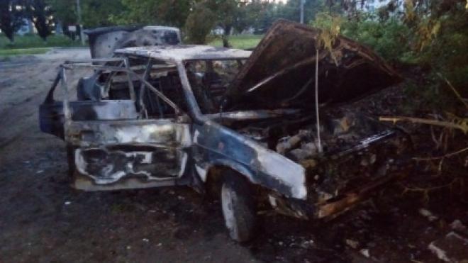 Основная причина пожаров в автомобилях – поджоги