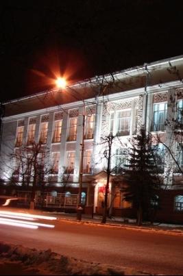 Ночь музеев 2014 в Национальном музее РМЭ им. Т. Евсеева постер
