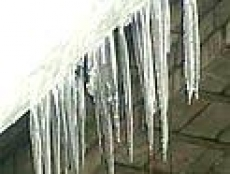 В Йошкар-Оле весеннее снеготаяние приводит к несчастным случаям