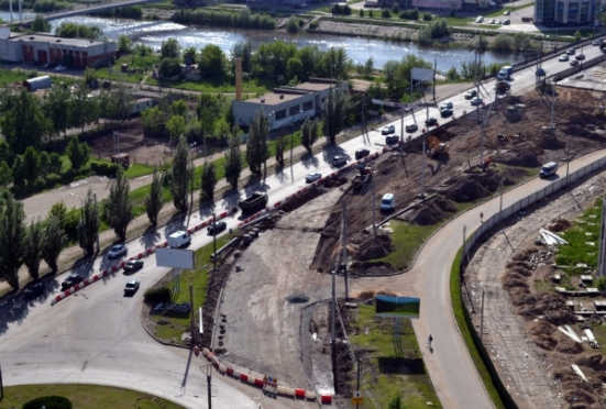 Новый мост в Йошкар-Оле будет готов к концу лета